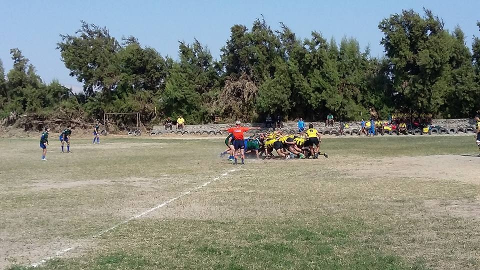 INTERREGIONAL NORTE 2015 - Llaretas vs Old Lions 2