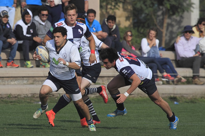 Nacional 2015 - Old Boys vs Old Macks 1