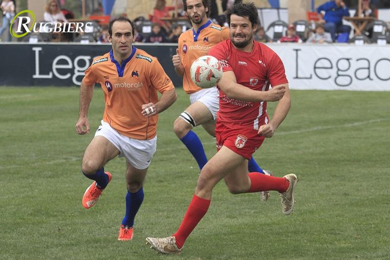 NACIONAL 2015 Final de Plata - Old Johns vs Old Georgians 11