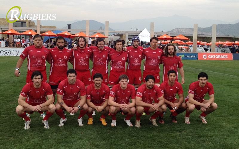 NACIONAL 2015 Final de Plata - Old Johns vs Old Georgians 2